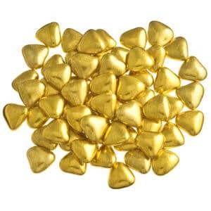 1kg minihartjes goud