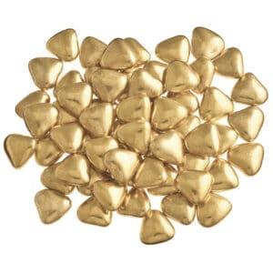 1kg minihartjes oud goud