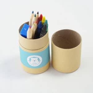 Wikkel voor potloodkoker groot